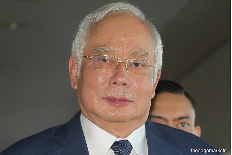 纳吉否认前总检长宣布他无罪的决定是错误